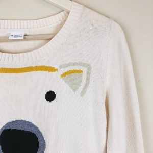 Urban Outfitters cooperative polar bear sweater M